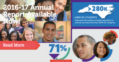 SHIFT NC 2016 Annual Report, co-author: http://www.shiftnc.org/spotlight-story/2016-17-annual-report-available-now